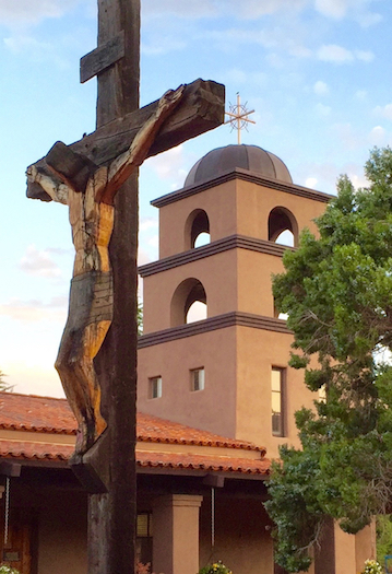 Crucifix Bell Tower