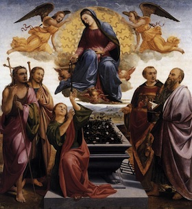 Assumption of the Blessed Virgin Mary - Holy Day of Obligation